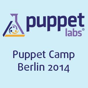 typovision auf dem Puppet Camp in Berlin
