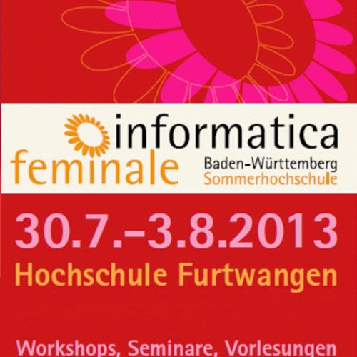 Informatica Feminale 2013