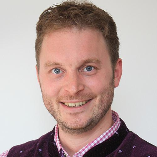 Sebastian Böttger, Geschäftsführer, typovision GmbH