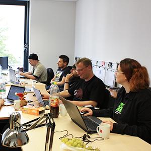 TYPO3 CMS Acitve Contributor Meetup in München