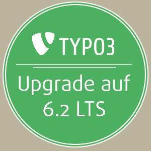 Ist ein Upgrade auf TYPO3 CMS 6.2 LTS sinnvoll?