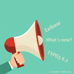 TYPO3 6.2 Release - was ist neu in Extbase?